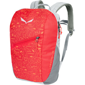 SALEWA Minitrek 12 Backpack Kinder papavero